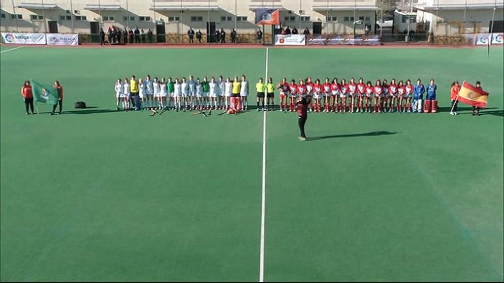 Amistoso Selección Femenina: España - Irlanda