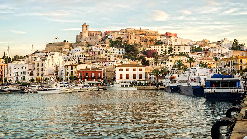 Ciudades españolas Patrimonio de la Humanidad - Ibiza