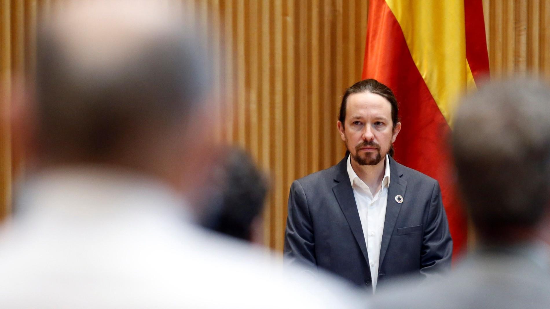 "Iglesias, a Vox: ""Les gustaría dar un golpe de Estado pero no se atreven"""