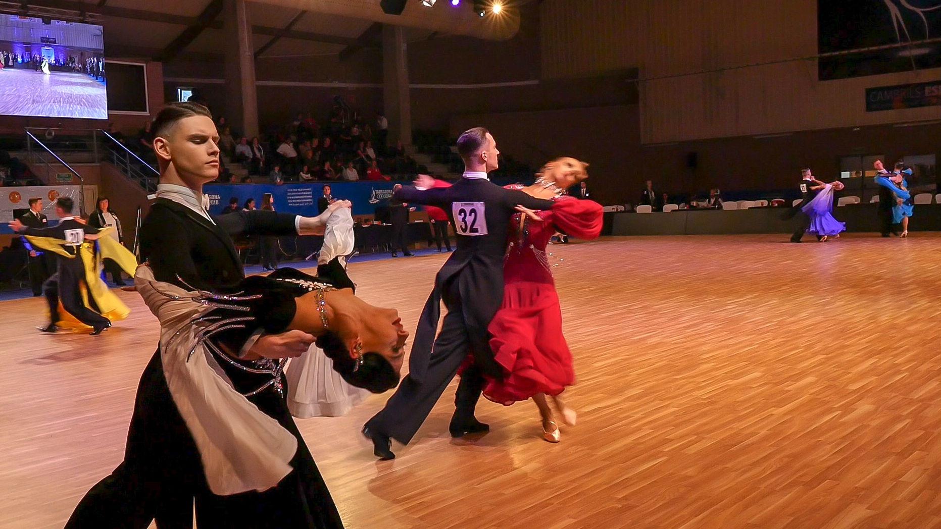 II Ibérica DanceSport. Cambrils. 20 y 21 de abril de 2019