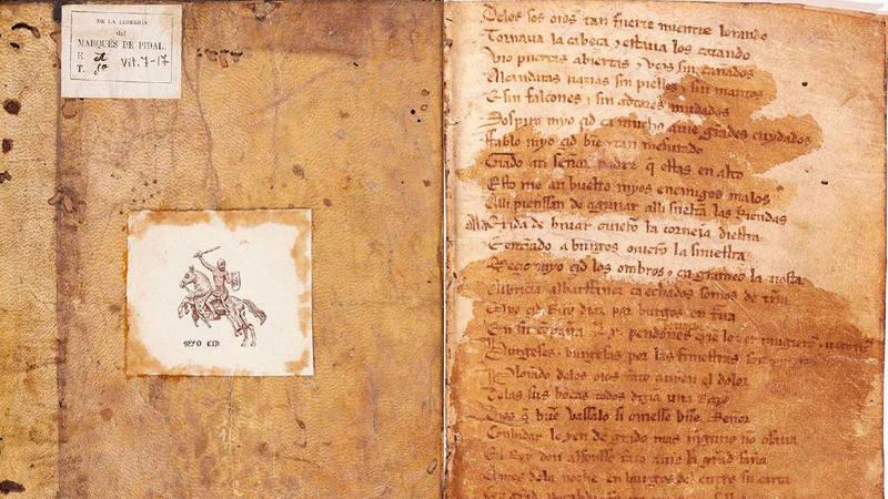 La Biblioteca Nacional abre el tesoro del Cid a la sociedad por primera vez