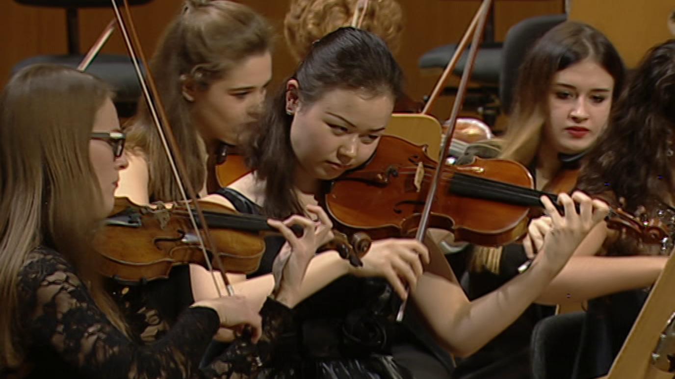 Los conciertos de La 2 - Inauguración del curso Escuela Reina Sofía (2018-19) Parte 2