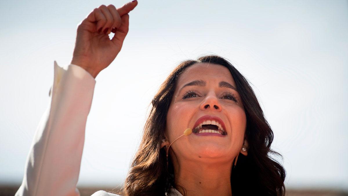 Inés Arrimadas encabezará la lista de Ciudadanos en Barcelona para las elecciones del 28 de abril