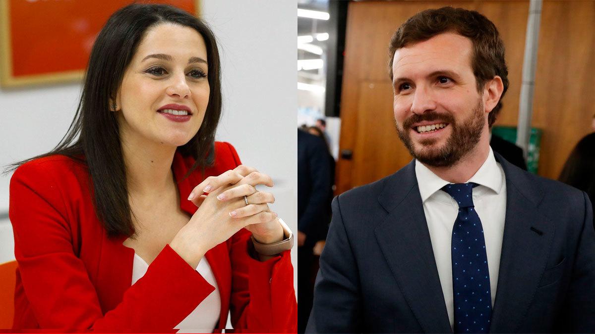 Casado y Arrimadas tratan de cerrar contra reloj las coaliciones electorales