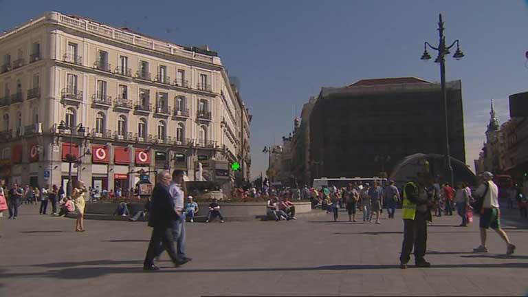 Informativo de Madrid - 08/10/12