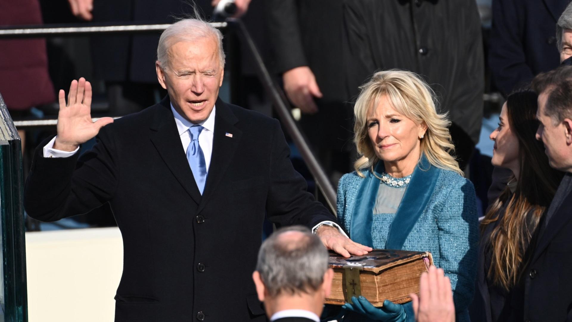 Biden frente al legado de Trump
