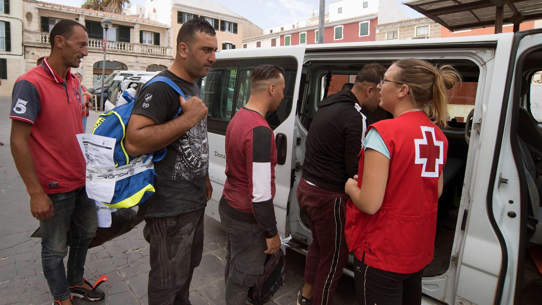 Los inmigrantes llegados en patera a Baleares ascienden a 370 en lo que va de año