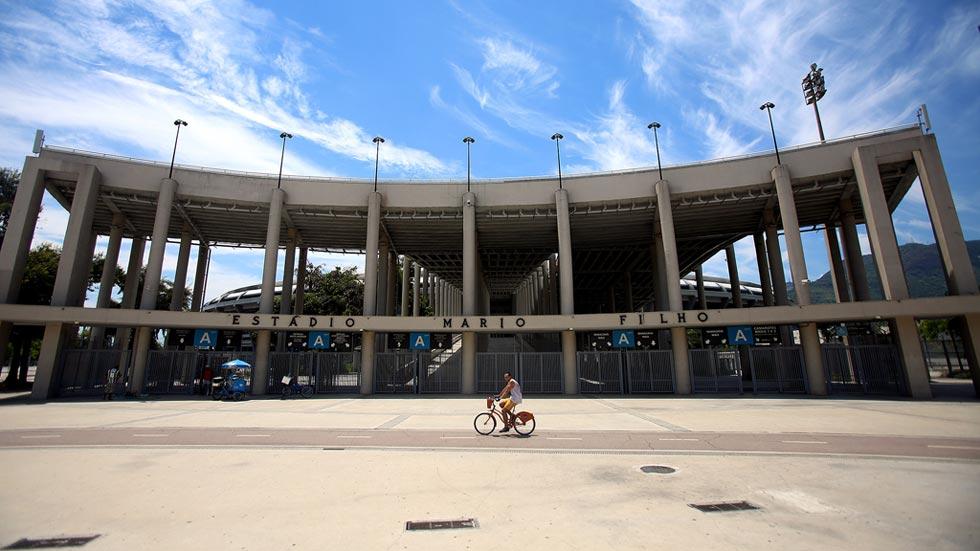 Las instalaciones de Río 2016 están abandonadas