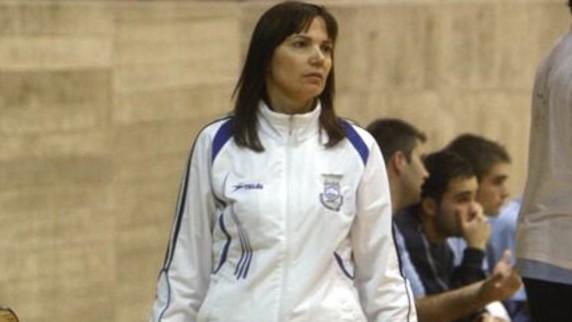 """Irene Vilaboa: """"No es nuevo para mí entrenar a hombres, me hace ilusión la categoría"""""""