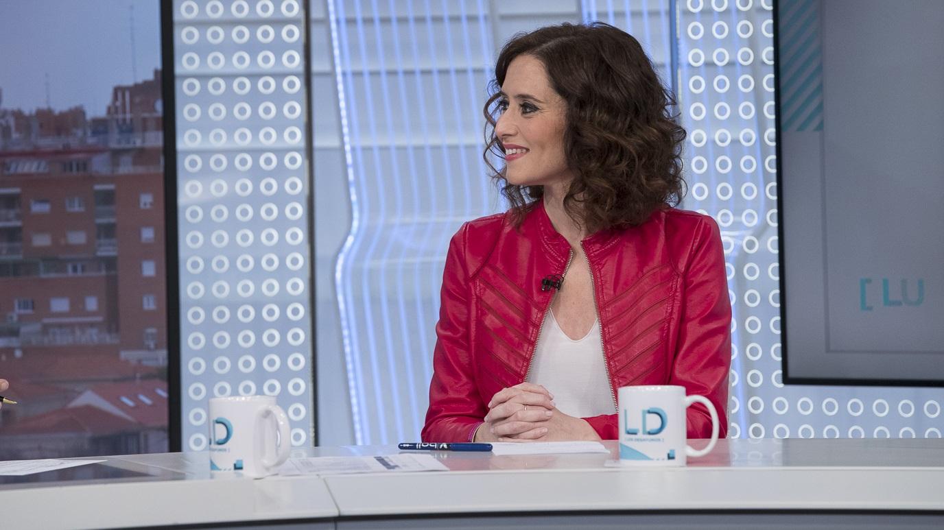 Los desayunos de TVE - Isabel Díaz Ayuso, Portavoz y candidata del PP a la Comunidad de Madrid
