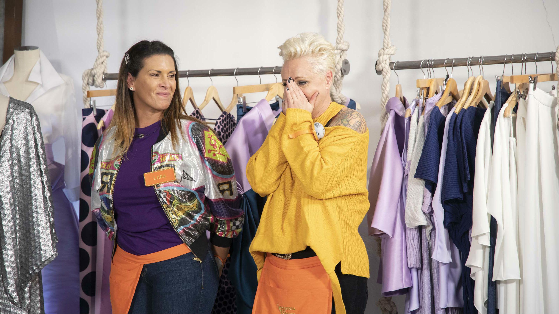 Maestros de la Costura: Isabel se convierte en la primera finalista
