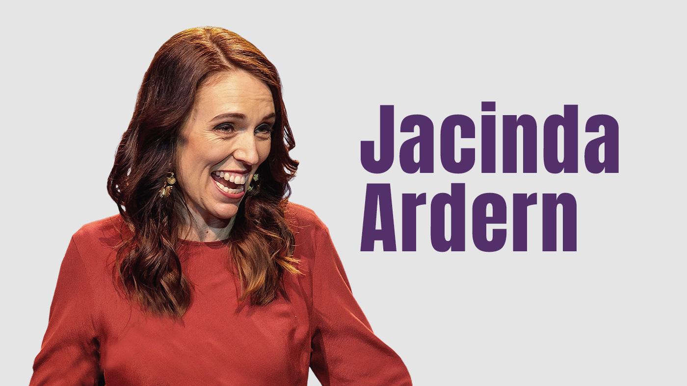 Jacinda Ardern: 30 mujeres que están cambiando el mundo