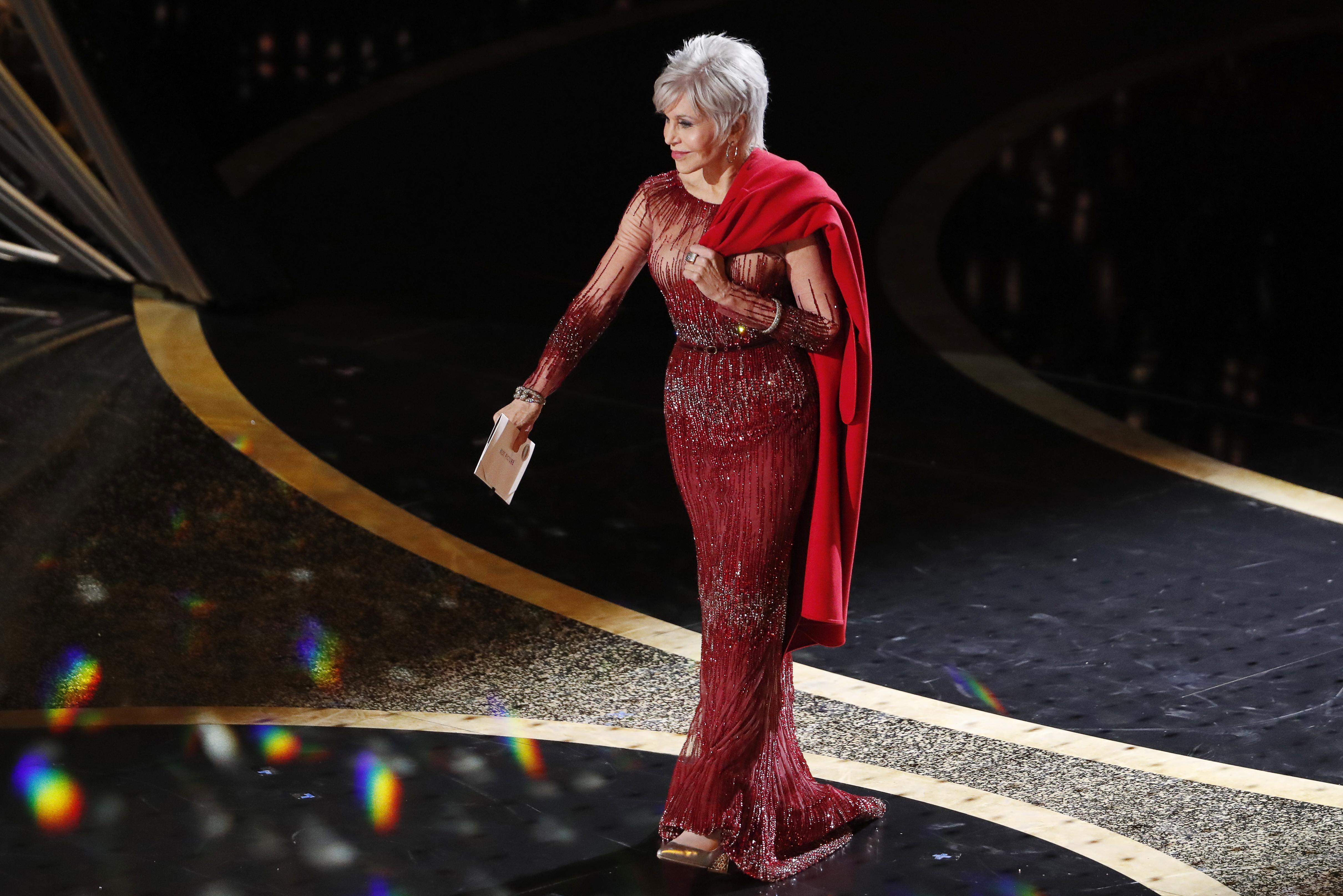 La veterana actriz también ha intervenido en la 92ª edición de los Oscar.