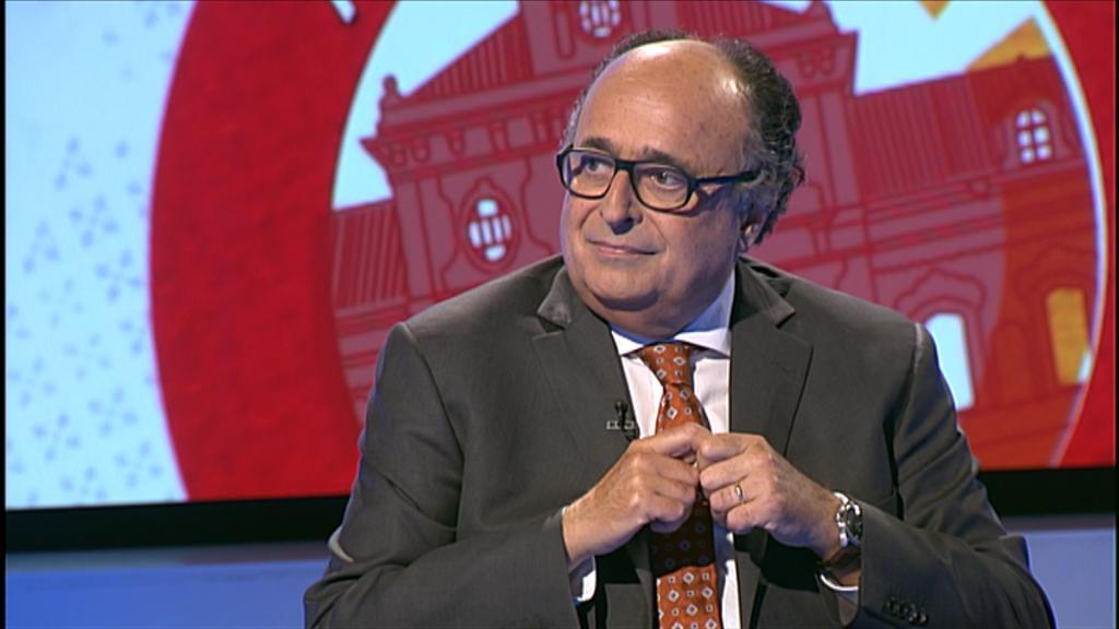 Aquí Parlem - Jaume Amat, Síndic Major de la Sindicatura de Comptes