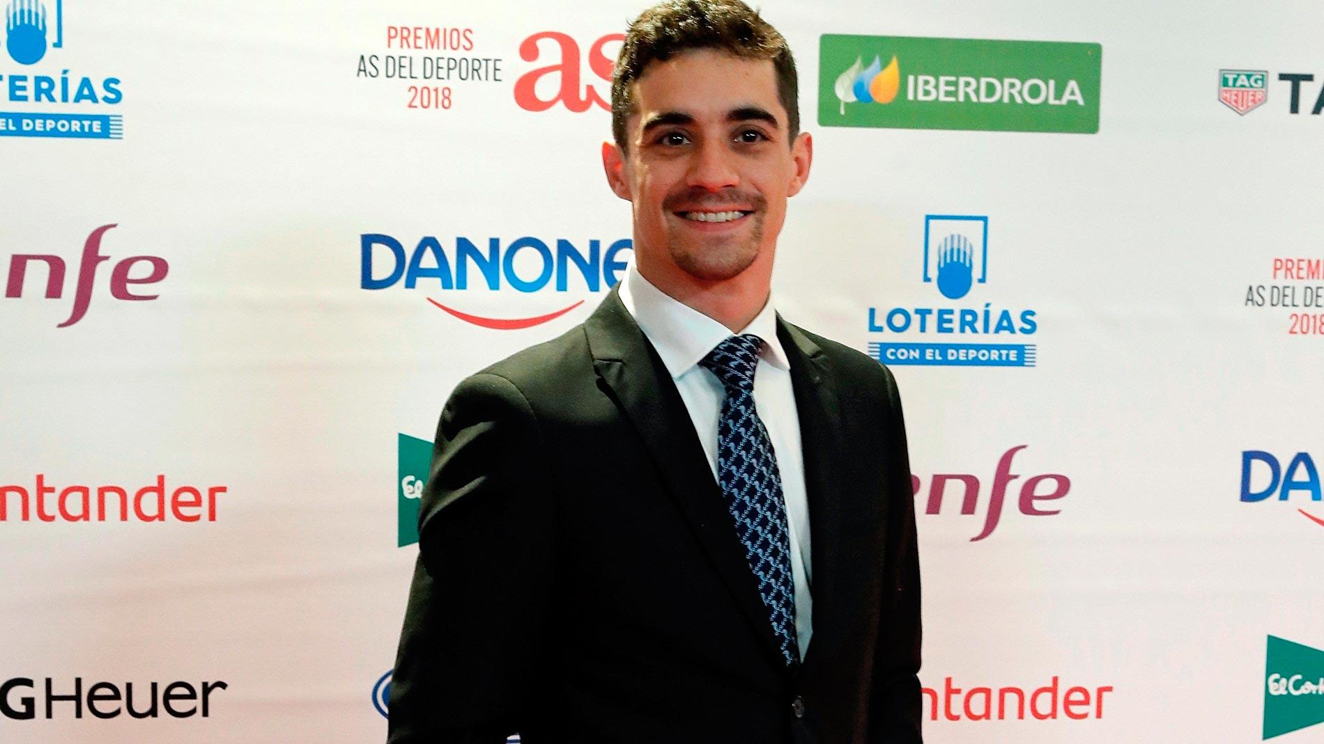 Javier Fernández, ídolo por sorpresa en Gran Canaria