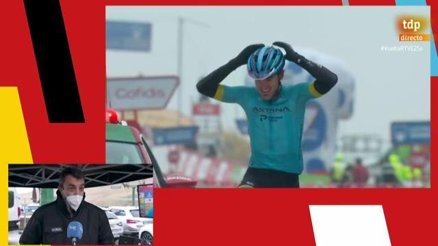 """Javier Guillén: """"Soy optimista, creo que se va a poder seguir con la Vuelta"""""""