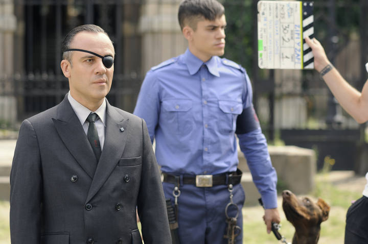 Javier Gutíerrez es 'Falconetti'