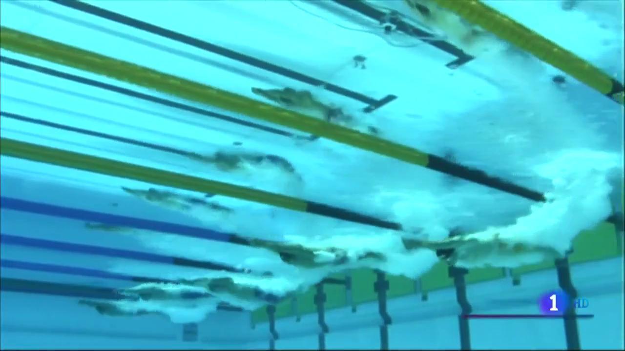Joan Lluis Pons, la esperanza de la natación española