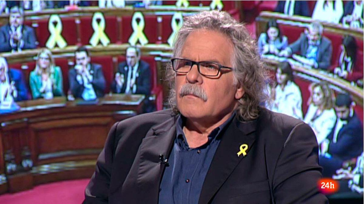 Aquí Parlem - Joan Tardà, diputat i portaveu d'ERC al Congrés