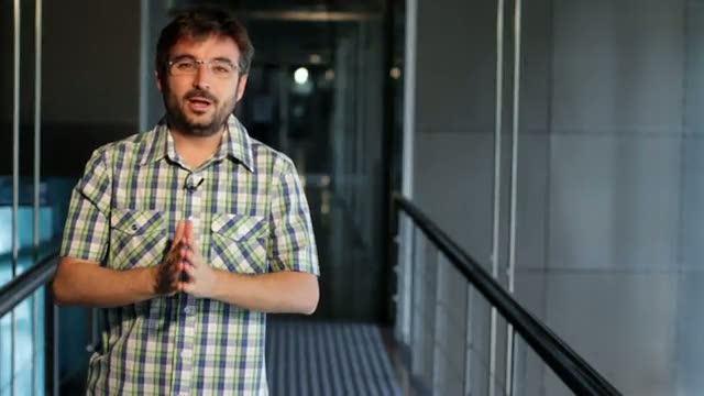 Jordi Évole pregunta a Pedro Ruiz