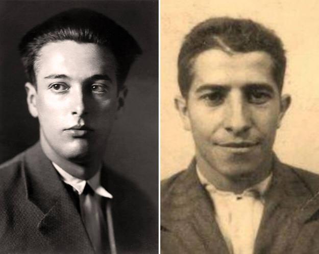 El tío abuelo de Silvia Navarro, José Antonio Marco Viedma, y el abuelo de Rosa Gil, Pedro Gil Calonge esperan a ser exhumados del Valle de los Caídos.