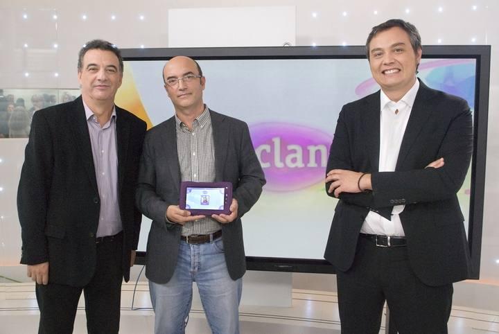 José Juan Ruiz, Yago Fandiño y Ricardo Villa
