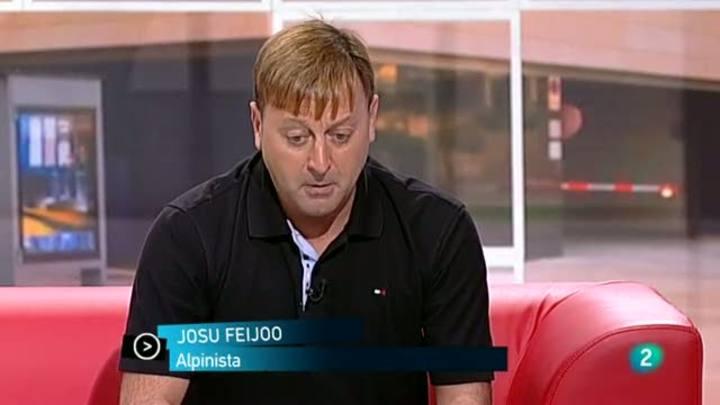 Para Todos La 2 - Entrevista: Josu Feijoo, alpinista diabético