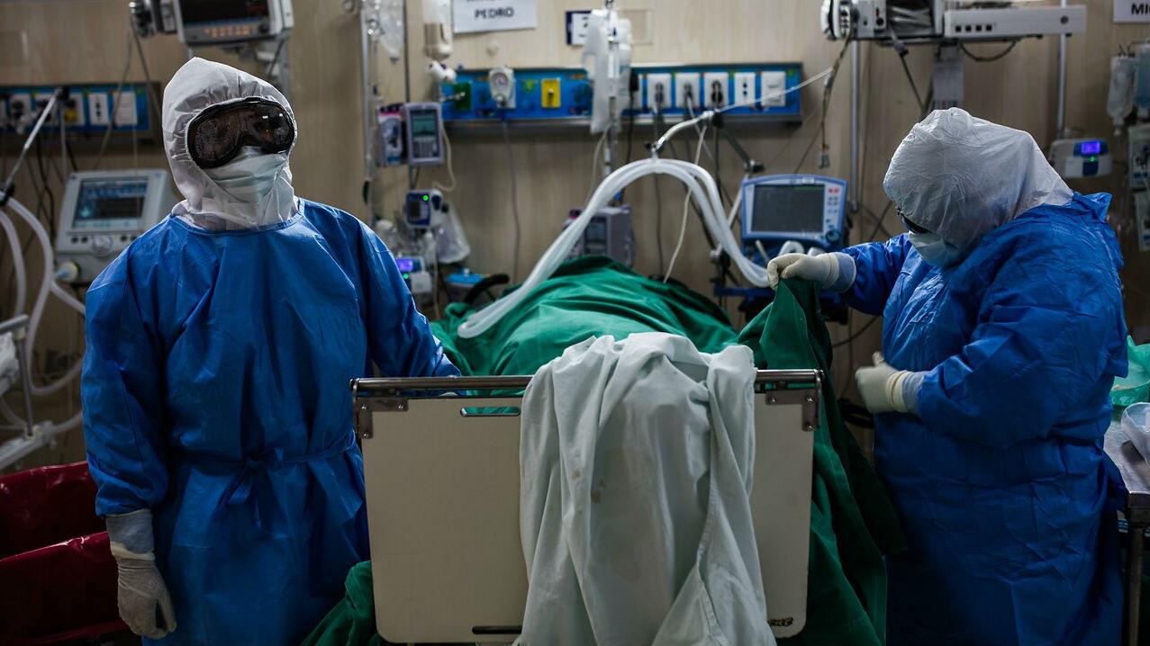 Un joven italiano de 18 años sobrevive gracias a un doble transplante de pulmón tras el COVID-19
