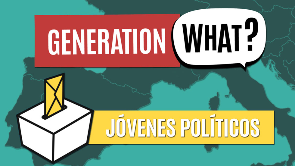 Jóvenes políticos en Generation What: ¿Hay que culpar a las generaciones anteriores?