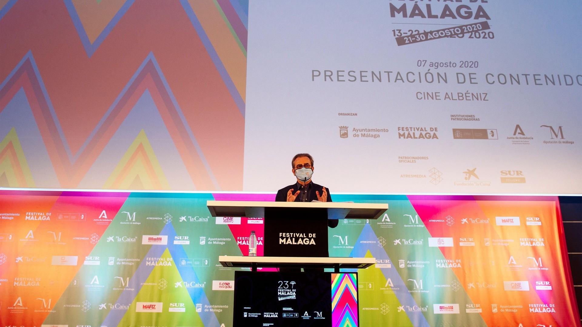 Sigue en directo lo mejor del Festival de Málaga