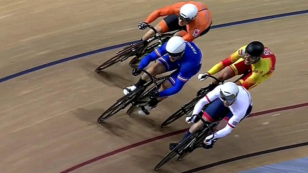Ciclismo en pista (1)