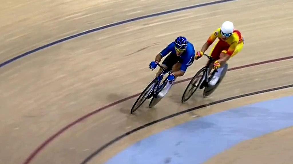 Ciclismo en pista (2)