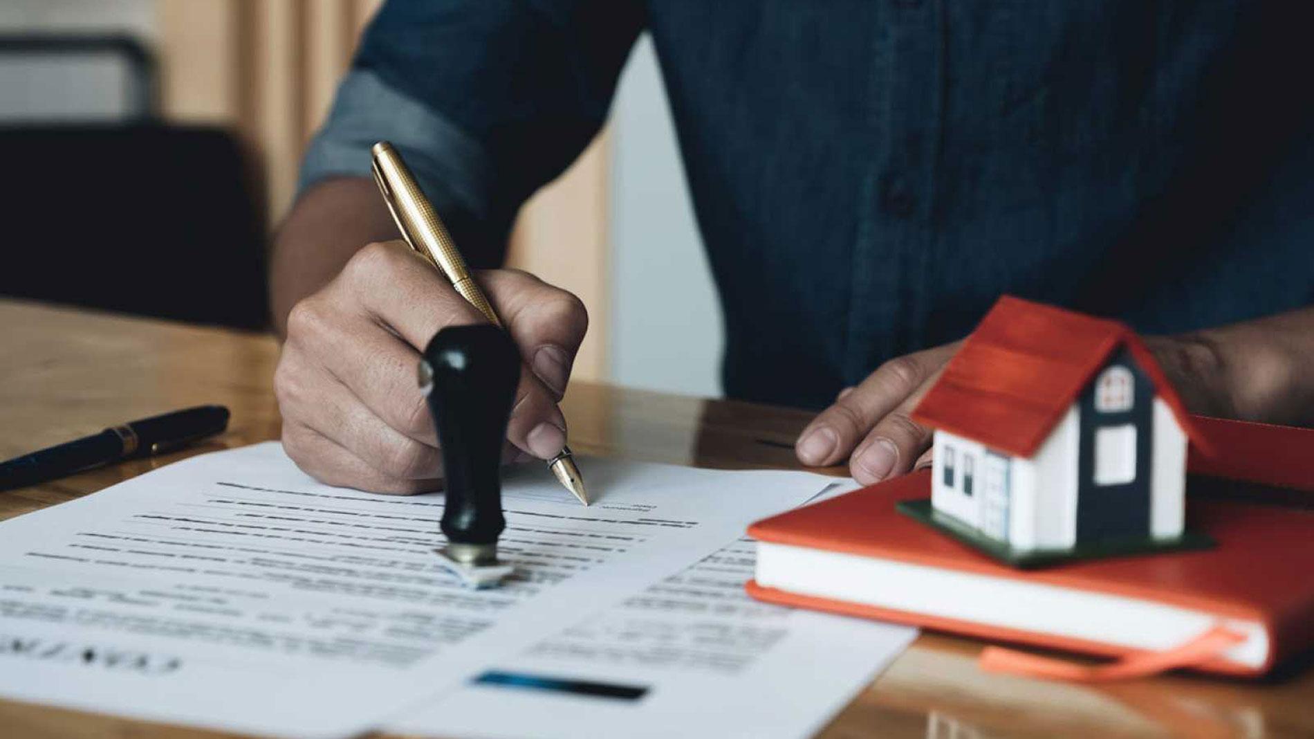 Manual de la hipoteca que deja