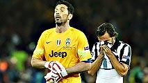 La Juventus pierde su cuarta final consecutiva