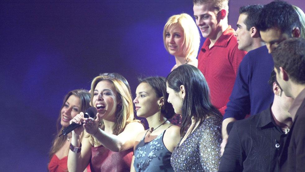 """OT. El Reencuentro - #CantandOT: Karaoke de """"Mi música es tu voz"""""""