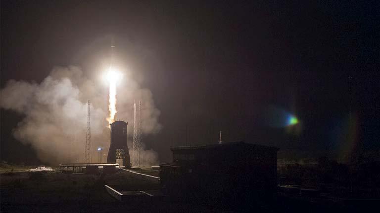 Lanzamiento del satélite Gaia