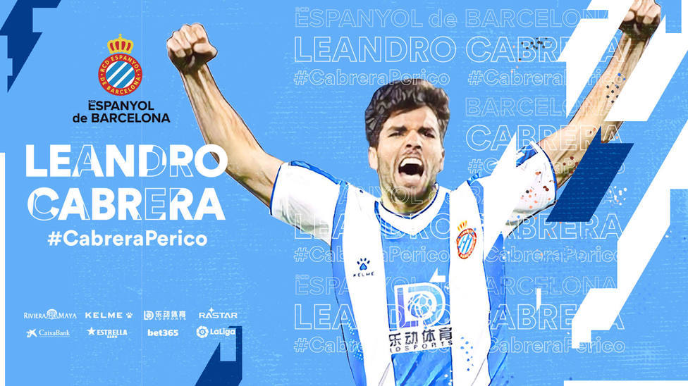 El Español ficha a Leandro Cabrera hasta 2024
