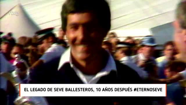 El legado de Severiano Ballesteros