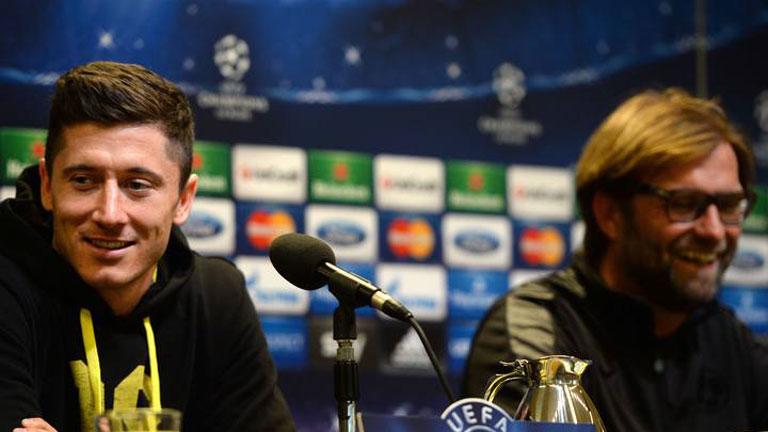 """Lewandowski: """"Sería una locura marcar otra vez cuatro goles"""""""