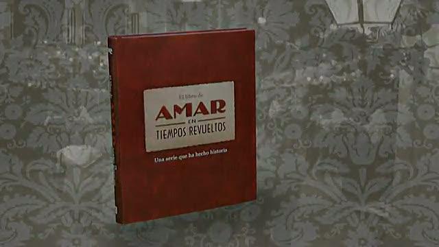 El libro final de 'Amar en tiempos revueltos', homenaje a una serie que ha hecho historia