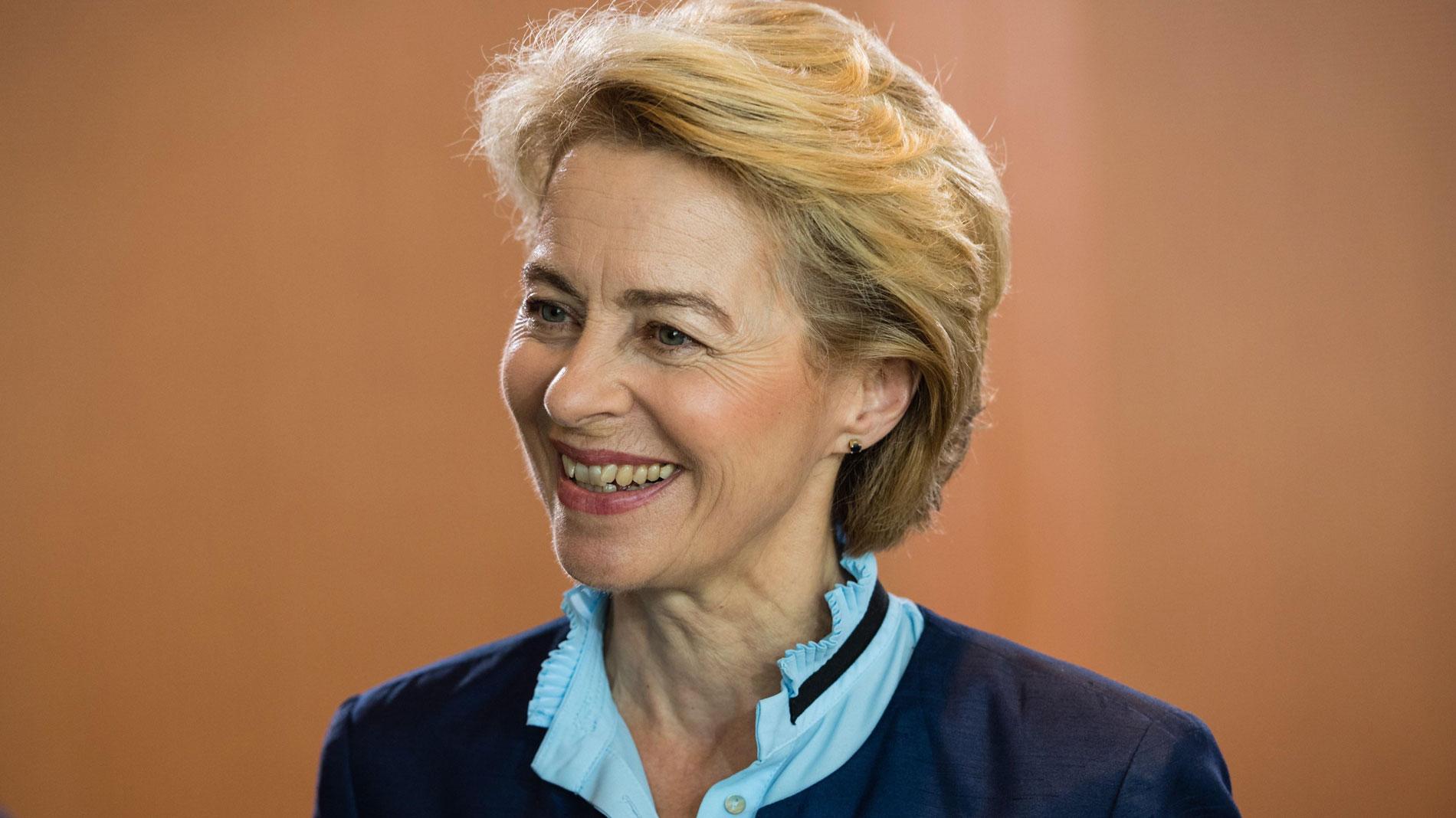 Ursula von der Leyen presidirá la Comisión Europea y Lagarde, el BCE