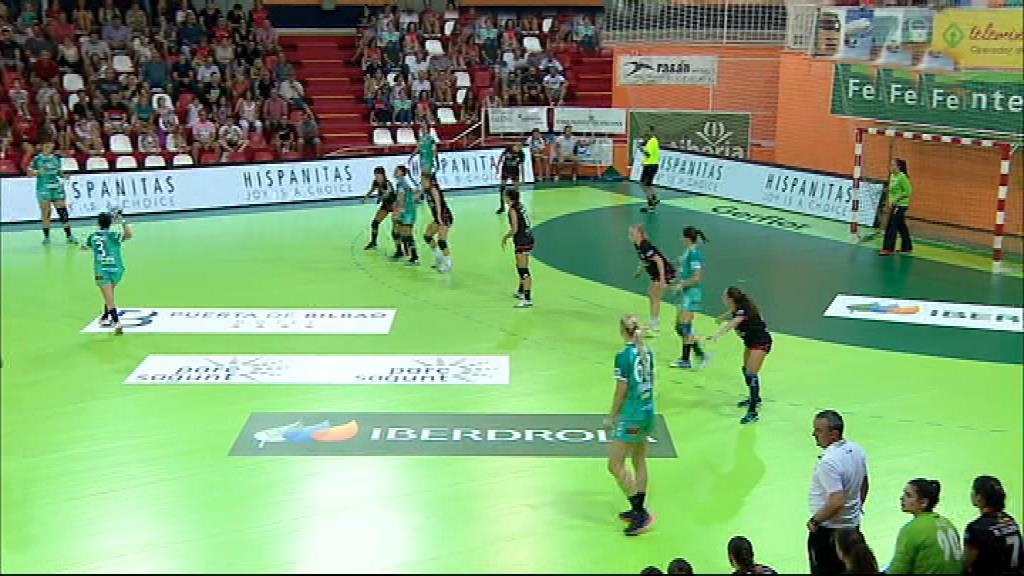 Balonmano - Liga Guerreras Iberdrola 1ª jornada: Club Balonmano Morvedre-Hotel gran Bilbao - Prosetecnisa BM Zuazo