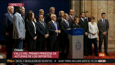 Lindsey Vonn se lleva el Princesa de Asturias de los Deportes 2019