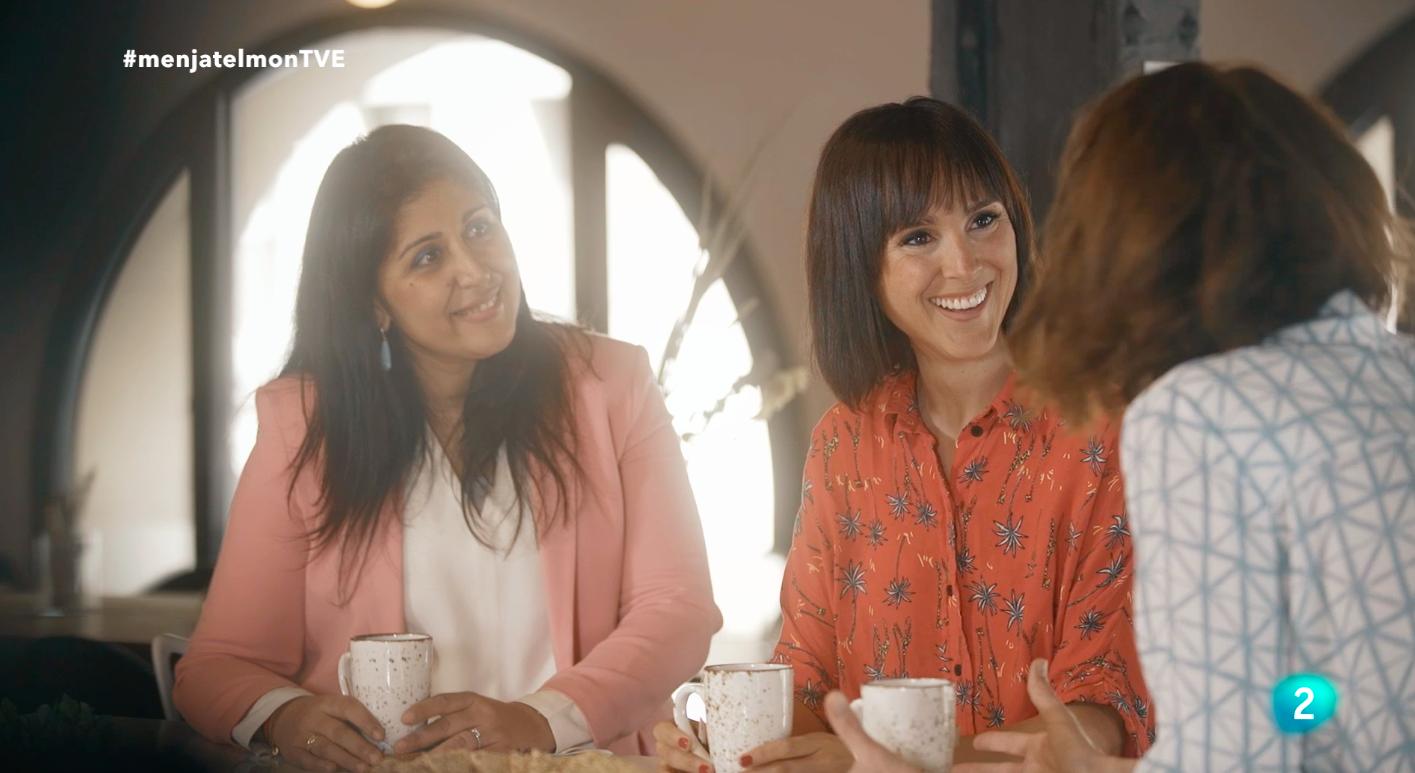 Menja't el món - Llançat-hi - Dones que ensenyen