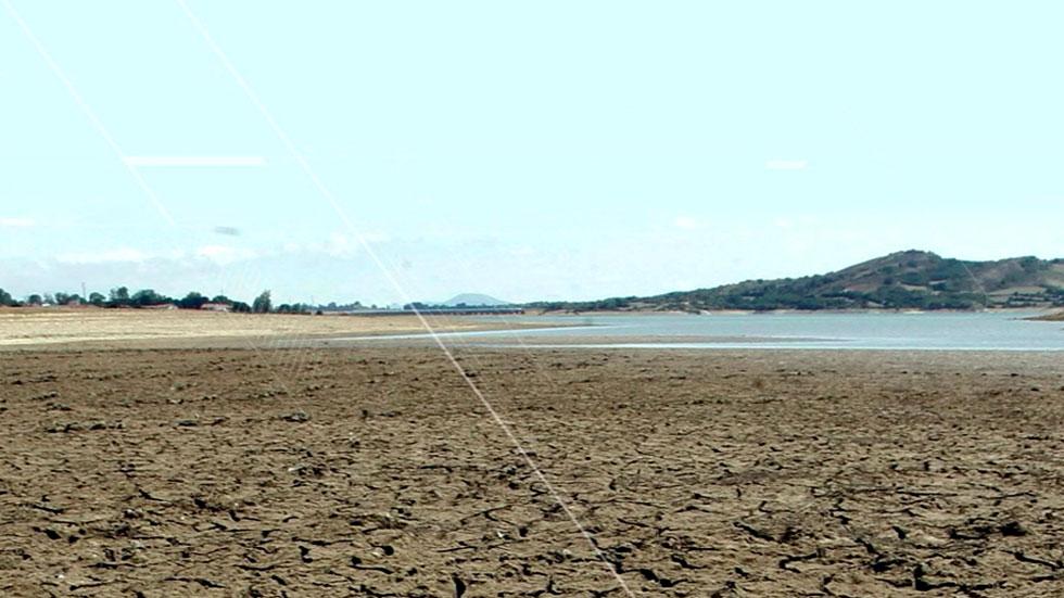 Las lluvias de los últimos días no compensan la sequía causada por un invierno seco