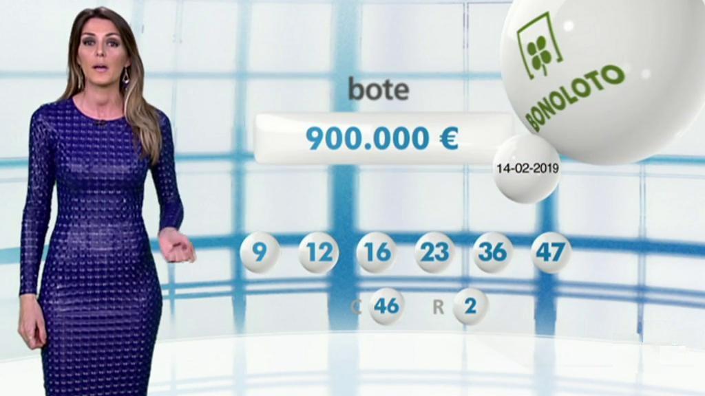 Lotería Nacional + La Primitiva + Bonoloto - 14/02/19