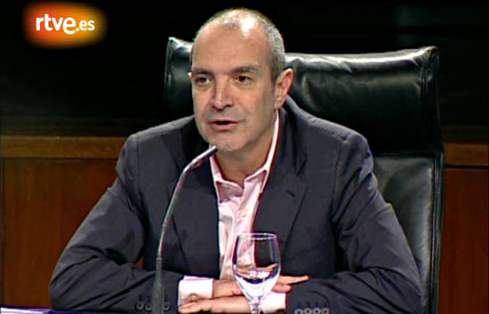 "Premios INVI 2009 - Luis Fernández: ""RTVE.es, a la vanguardia"""