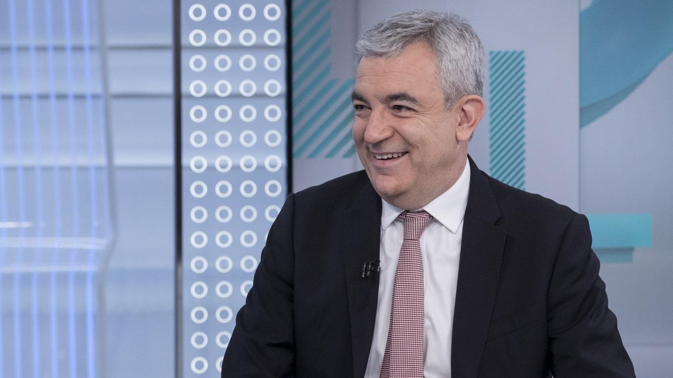 Los desayunos de TVE - Luis Garicano, responsable de Economía y Empleo de Ciudadanos