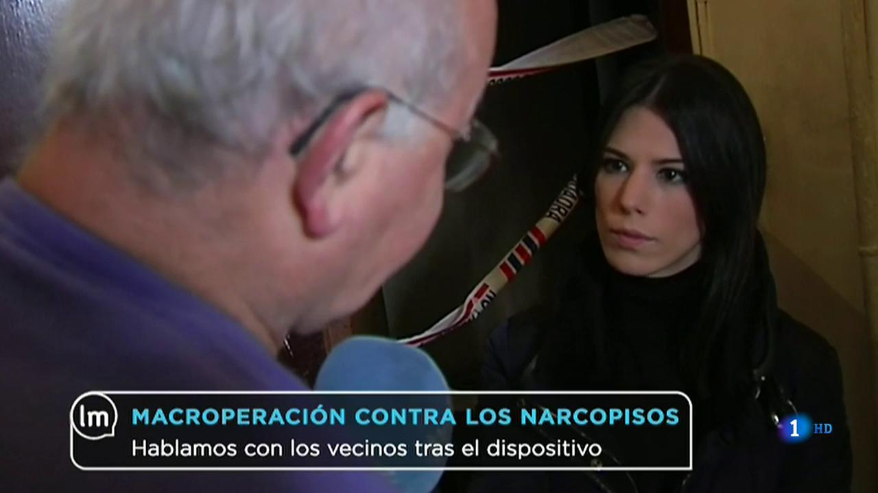La Mañana - Macrooperación contra los narcopisos en Barcelona