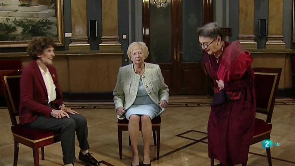 Las madres de la Constitución #40AñosDeConstitución